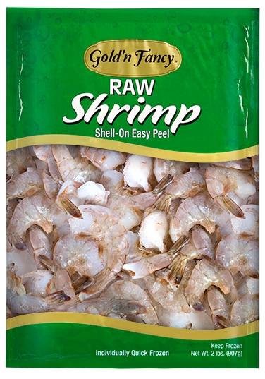 shrimpRawShellOn
